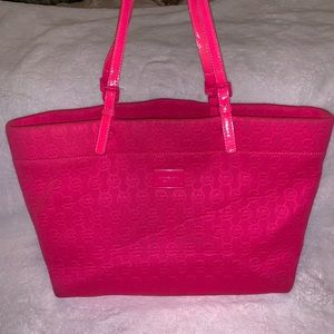 Hot Pink Michael Kors Handbag